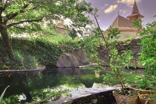 Rare, à 12 min. de Lausanne, magnifique demeure du 18ème avec jardin (4)