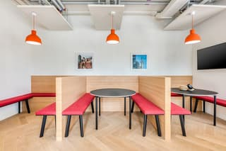 Bureau privé pour 1 personne à Regus Business Terminal (4)
