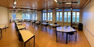 Dans un magnifique parc, bel immeuble de caractère, 2'188 m2 à louer à Lausanne (3)