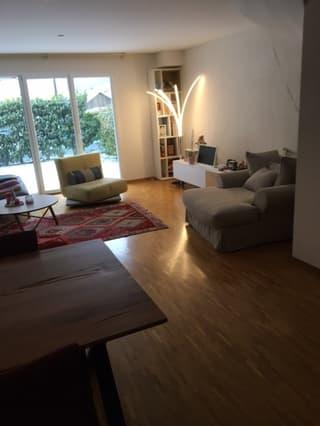 Bel appartement duplex rez-jardin -étage (2)