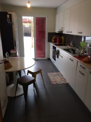 Bel appartement duplex rez-jardin -étage (4)