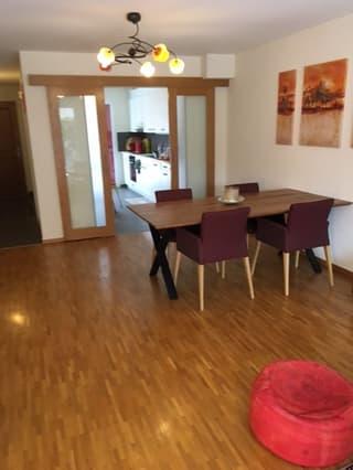 Bel appartement duplex rez-jardin -étage (3)