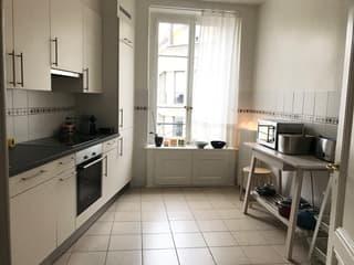 Bel appartement de 4 pièces - Rive (4)