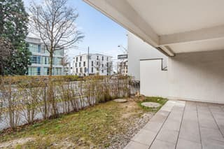 Splendide appartement neuf avec terrasse/jardin (2)