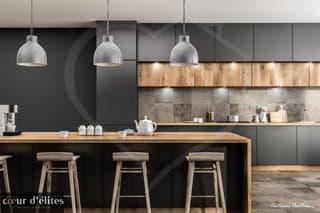 Vends Caluire et Cuire (69300) grand T5 duplex 135m² en attique avec terrasse (2)