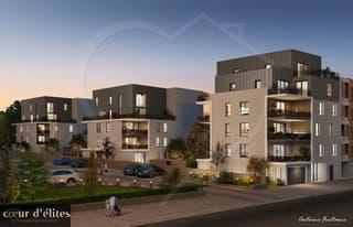 Vends Caluire et Cuire (69300) grand T5 duplex 135m² en attique avec terrasse (4)