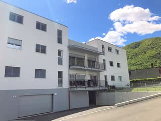 Moderno appartamento 4.5 locali con bella terrazza (2)