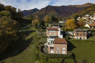 Appartamento con giardino e vista panoramica (3)