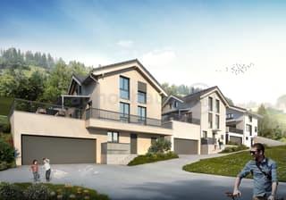 Letzte Gelegenheit - Neubauprojekt mit wundervoller Bergsicht (2)