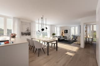 """Neues Einfamilienhausquartier """"Schnäggeberg"""" an ruhiger Hanglage (2)"""