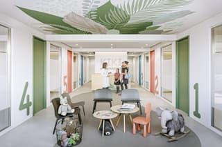 Attraktive und zentral gelegene Büro-/Praxisflächen im prämierten DIENER-HAUS am Bahnhof Basel SBB (2)