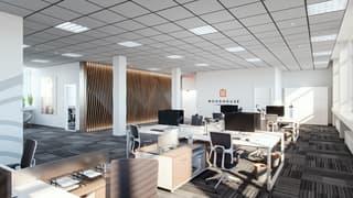 Bureaux de 240 m² situés au 1er étage (3)