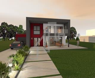 Maison sur plan finitions à choix parcelle de 650 m2. (2)