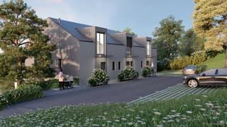 Nouveau projet de 3 grandes villas avec belle vue sur le lac (4)