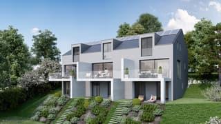 Nouveau projet de 3 grandes villas avec belle vue sur le lac (2)