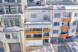 Wohn- und Geschäftshaus in der Kernzone (3)