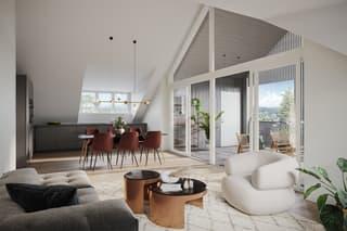 Grosszügige 2.5 Zimmer-Gartenwohnung an attraktiver Lage (3)
