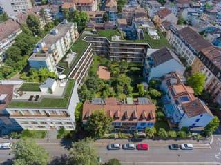 2.5 Zimmer Eigentumswohnung Neubauprojekt SH3 (4)