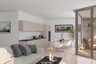 2.5 Zimmer Eigentumswohnung Neubauprojekt SH3 (3)