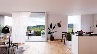 Ihr neues Zuhause im idyllischen «Wilmisberg» (3)