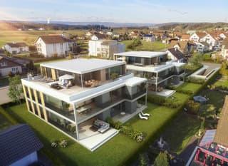 Wohnpark Breite - zentral wohnen in Würenlingen - 3.5 Zi. Wohnungen (3)