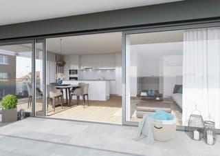 8 Eigentumswohnungen an zentraler Lage in Rapperswil-Jona (4)