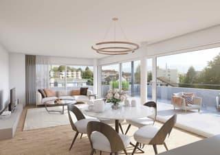 8 Eigentumswohnungen an zentraler Lage in Rapperswil-Jona (3)