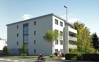 8 Eigentumswohnungen an zentraler Lage in Rapperswil-Jona (2)