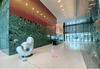 Büroflächen im Prime Tower - Ausgebautes Stockwerk (4)