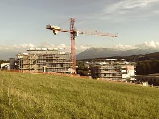 Eigenständige 5.5-Zimmer Wohnungen - Innenausbau nach Wunsch! (2)