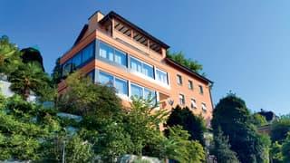 Mediterrane 6 1/2 -Zimmer-Wohnung am Rande der Luzerner Altstadt (2)