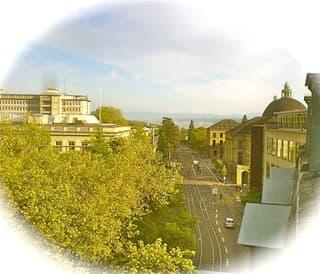 Attraktive City-Sonnenwohnung bei ETH/UNI-Spital, NEU renoviert für Single (3)