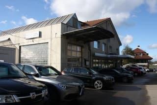 Autogarage in Agglo Bern mit >6'500 Kunden + 4.5 Zi. + 3.5 Zi. Wohnung (2)