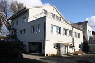Autogarage in Agglo Bern mit >6'500 Kunden + 4.5 Zi. + 3.5 Zi. Wohnung (3)