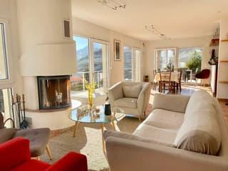 Magnifique Villa à Ollon / Crans-Montana (3)