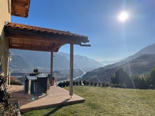 Magnifique Villa à Ollon / Crans-Montana (2)