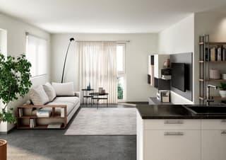 Erstvermietung - Grosszügige 4.5-Zimmer-Wohnung (2)
