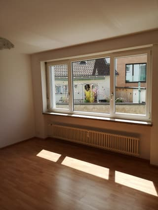 1.5-room flat in an excellent area (4055) near University of Basel/Novartis Campus (2)