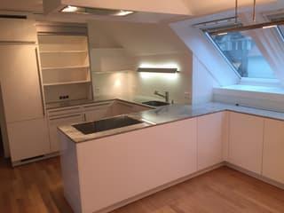Luxuriöse Attika-Wohnung an ruhiger Lage (2)