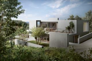 Traumhafte Terrassenwohnungen im Grünen (2)
