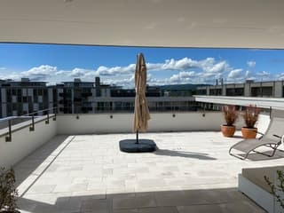 Luminous and exclusive attica apartment in Zürich Affoltern (4)