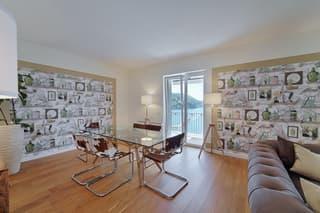 Elegante appartamento di 4,5 locali a Castagnola (3)