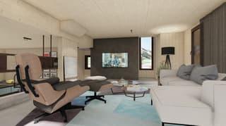 Neubau Einfamilienhaus am Fusse des Stockhorns (3)