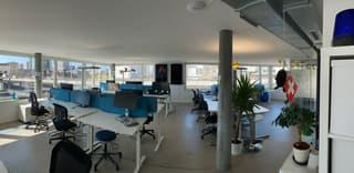 Moderne Büroflächen direkt beim Escher-Wyss-Platz (4)