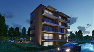 Neubau, moderne 1.5 Zimmer Wohnung in Embrach zu verkaufen (3)