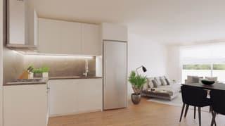 Neubau, moderne 1.5 Zimmer Wohnung in Embrach zu verkaufen (4)
