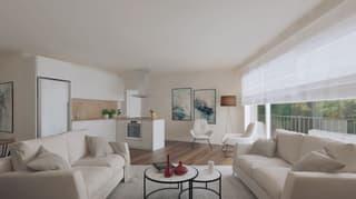 Neubau, moderne 3.5 Zimmer Wohnung in Embrach zu verkaufen (4)