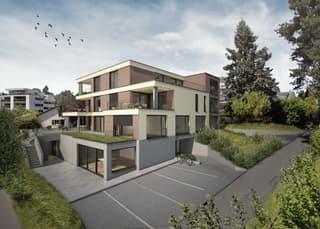 Hombrechtikon - 4.5 Zimmer Attika Wohnung plus externes Homeoffice (2)