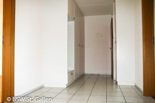 Geräumige, sonnige 3 ½ -Zimmerwohnung (4)