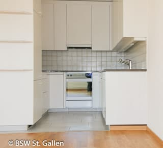 Geräumige, sonnige 3 ½ -Zimmerwohnung (3)